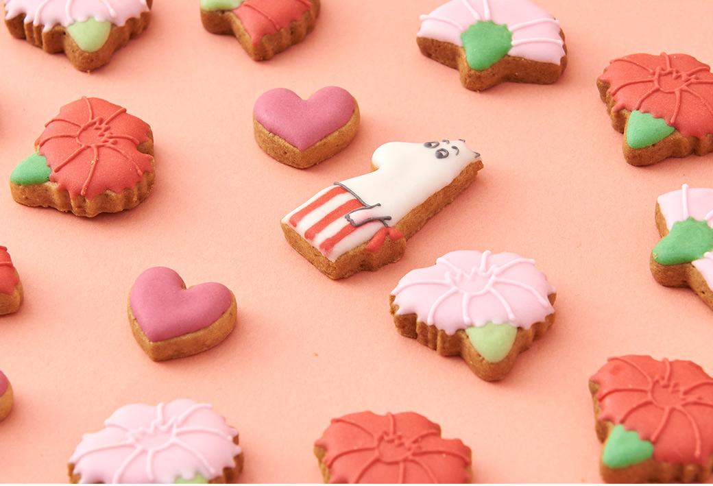 ムーミン 母の日クッキーセット
